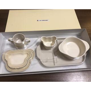ルクルーゼ(LE CREUSET)のル・クルーゼ/Le Creuset/ベビー用食器セット(離乳食器セット)