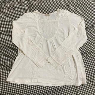SM2 - SM2*レース長袖Tシャツ