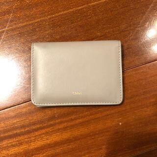 クロエ(Chloe)のクロエ パスケース カードケース Chloe(パスケース/IDカードホルダー)
