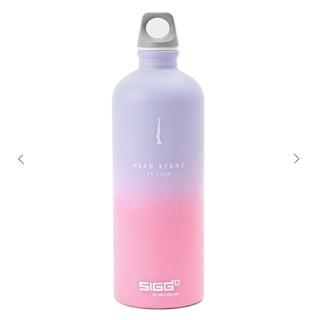 シグ(SIGG)のLAVA(SUKALA×SIGG)オリジナルボトル / バイオレット(ヨガ)