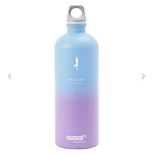シグ(SIGG)のLAVA(SUKALA×SIGG)オリジナルボトル / ロイヤルブルー(ヨガ)