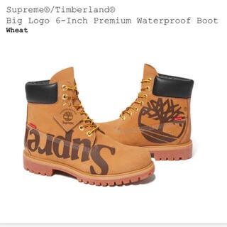 シュプリーム(Supreme)のSupreme®/Timberland® Big Logo Boot 26cm(ブーツ)
