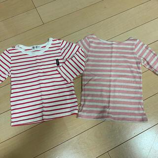 フタフタ(futafuta)の女の子トップス 90cm 2点セット(Tシャツ/カットソー)