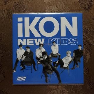 iKON - 【新品/未開封/まとめ割あり】iKON 日本リリイベ限定版CD(ジャケットA)
