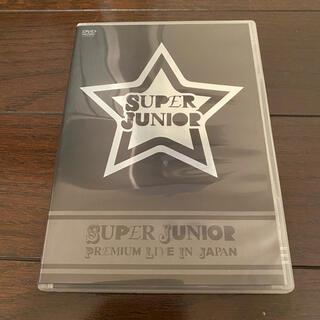 スーパージュニア(SUPER JUNIOR)のSUPER JUNIOR Premium LIVE IN JAPAN(ミュージック)