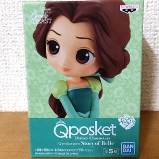 ビジョトヤジュウ(美女と野獣)の新品未開封 Qposket petit ベル ディズニーフィギュア ベル(その他)