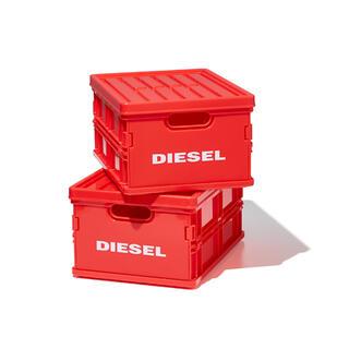 ディーゼル(DIESEL)のディーゼル ノベルティ コンテナボックス 2個セット(ケース/ボックス)