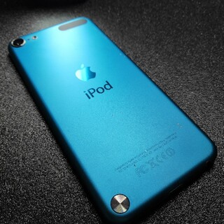 iPod touch - #17 iPod Touch 第5世代 本体 32GB blue ブルー