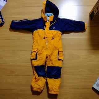 サイズ110スノーコンビ、ジャンプスーツ(ジャケット/上着)
