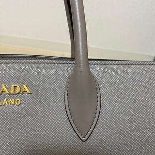 プラダ(PRADA)のプラダ バッグ 汚れ確認(ハンドバッグ)