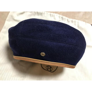 エルメス(Hermes)のkikiki様 専用(ハンチング/ベレー帽)