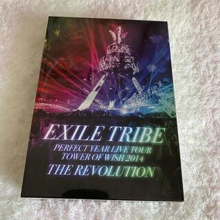 エグザイル(EXILE)のEXILE TRIBE PERFECT YEAR LIVE TOUR TOWER(ミュージック)
