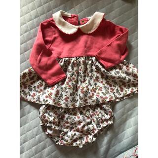 ケイトスペードニューヨーク(kate spade new york)のケイトスペード 子供服(ワンピース)
