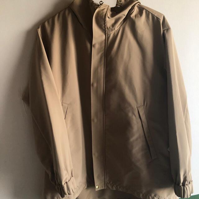 IENA(イエナ)の最終値下げ iena Pタフタフーデットブルゾン 36 レディースのジャケット/アウター(ブルゾン)の商品写真