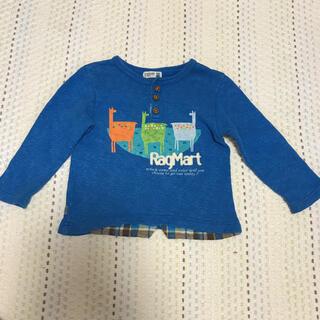 ラグマート(RAG MART)のRag Mart ラグマート トップス(Tシャツ/カットソー)