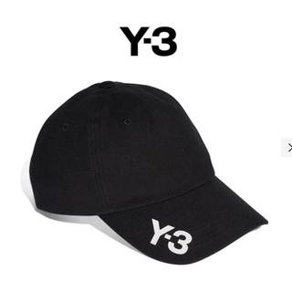 ワイスリー(Y-3)の Y-3 CH1 CAP GK3127(キャップ)