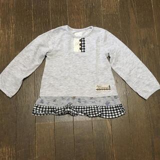 ビケット(Biquette)のビケット チュニック 100 キムラタン(Tシャツ/カットソー)
