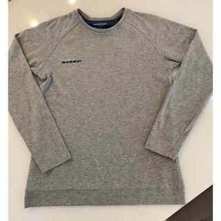 マムート(Mammut)の☆プルー様専用☆MAMMUT ロングスリーブTシャツ(Tシャツ/カットソー(七分/長袖))