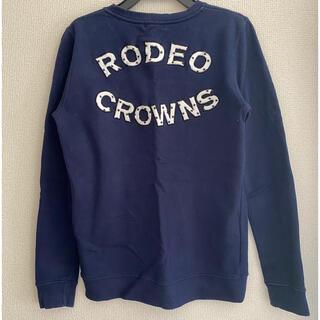 ロデオクラウンズ(RODEO CROWNS)のrodeo crowns トレーナー(トレーナー/スウェット)