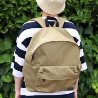 PORTER - min-nano porter Back Pack Dull G ミンナノ