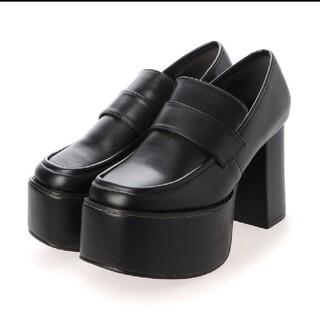 エスペランサ(ESPERANZA)のMafmof🎀厚底ローファー(ローファー/革靴)