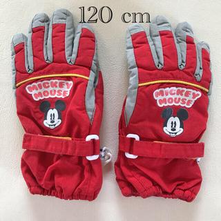 ディズニー(Disney)のスキーグローブ キッズ120 cm(手袋)