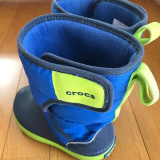 crocs - クロックス  ★ スノーブーツ c 10