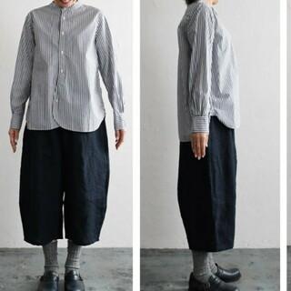 エコロコ コットンタイプライター シャツ ブラウス(シャツ/ブラウス(長袖/七分))