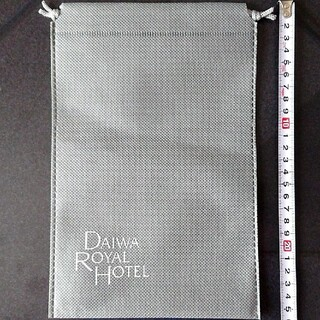 ダイワ(DAIWA)の未使用 ダイワ ロイヤル ホテル DAIWA ROYAL HOTEL ポーチ(ポーチ)