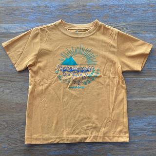 mont bell - 【値下げしました】mont-bell Tシャツ2枚セット 120