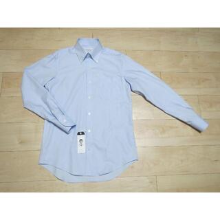 ジェイプレス(J.PRESS)のgotairiku ボタンダウンシャツ ドレス 39-15 1/2 新品 水色(シャツ)
