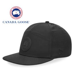 カナダグース(CANADA GOOSE)のカナダグース キャップ ニューエラ(キャップ)