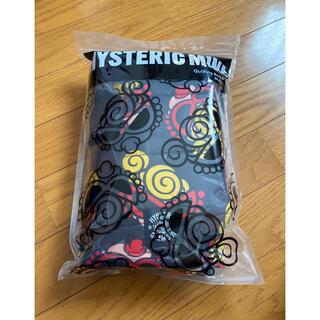 ヒステリックミニ(HYSTERIC MINI)のHyumama様❤新品未使用ヒスミニ限定トートバッグ  ブラック❤(トートバッグ)