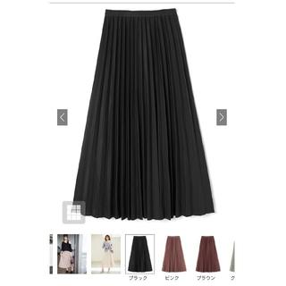 グレイル(GRL)のGRL グレイル プリーツスカート(ロングスカート)