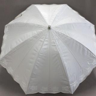 サンローラン(Saint Laurent)のイヴサンローラン 傘 刺繍(傘)
