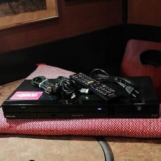 トウシバ(東芝)の東芝 REGZA DBR-Z310 2番組W録画 500GB フル装備 感動品!(ブルーレイレコーダー)