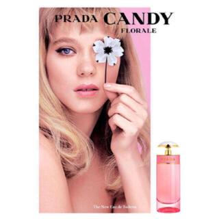 プラダ(PRADA)の【新品】PRADA キャンディ フロラーレ EDT SP 30ml (ユニセックス)