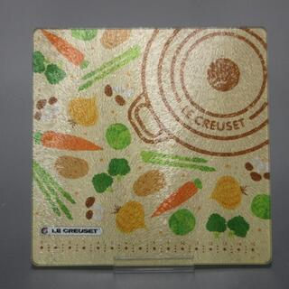 ルクルーゼ(LE CREUSET)のルクルーゼ 小物美品  - キッチンプレート(その他)