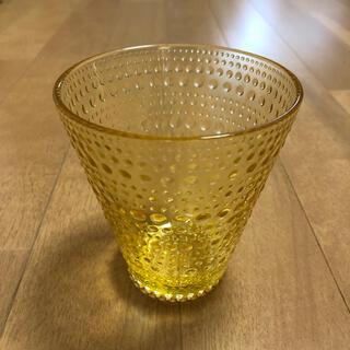 イッタラ(iittala)のiittala カステヘルミ タンブラー レモン(グラス/カップ)