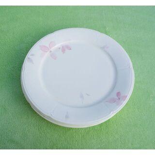 ニッコー(NIKKO)のNIKKO ファイン ボーンチャイナ ディナープレート 24センチ 中皿 5枚(食器)