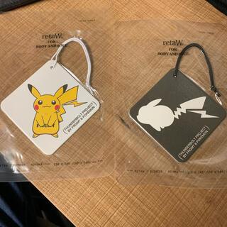 フラグメント(FRAGMENT)のFragment Pokemon retaW ピカチュウ カータグ 2種セット(その他)