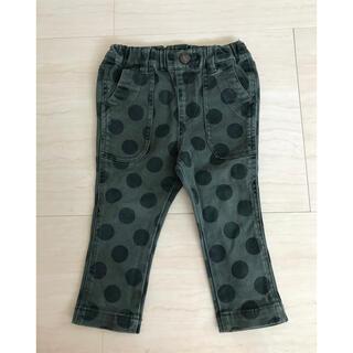 エフオーキッズ(F.O.KIDS)のF.O KIDS 80 長ズボン パンツ 男の子 ドット(パンツ)