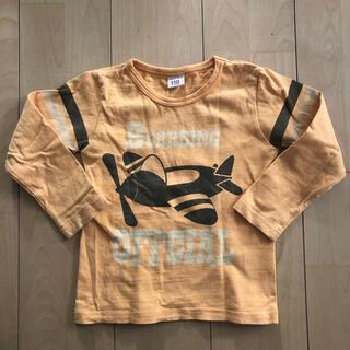 ニードルワークスーン(NEEDLE WORK SOON)のオフィシャルチーム 飛行機 ロンT(Tシャツ/カットソー)