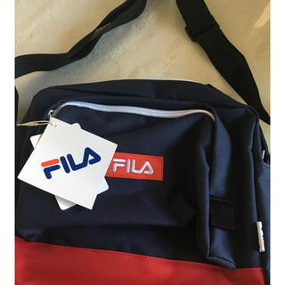 フィラ(FILA)の【新品】FILA ショルダー バッグ(ショルダーバッグ)
