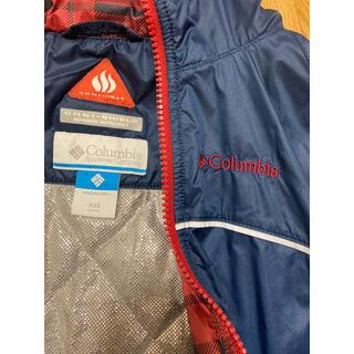 コロンビア(Columbia)のコロンビア 中綿ジャケット 110cm オムニヒート(ジャケット/上着)