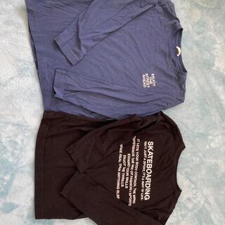 140 Tシャツセット 美品 2枚(Tシャツ/カットソー)