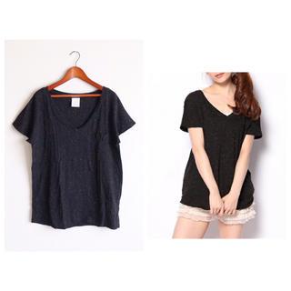 ラヴィジュール(Ravijour)のRavijour ネップカラーT(Tシャツ(半袖/袖なし))