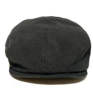 バーバリーブルーレーベル(BURBERRY BLUE LABEL)のバーバリーブルーレーベル ハンチング 57 -(ハンチング/ベレー帽)