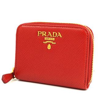プラダ(PRADA)のPRADA サフィアーノ 1MM268 コインケース(コインケース)