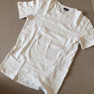 アルマーニジーンズ(ARMANI JEANS)のアルマーニ ジーンズ ♡ 白 トップス(Tシャツ(半袖/袖なし))